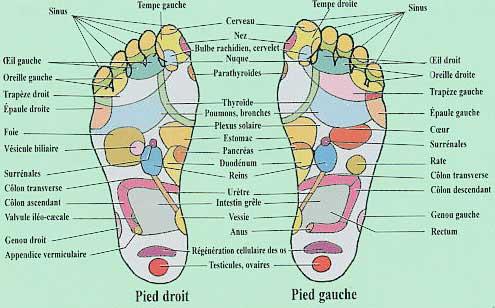 douleur voute plantaire pied gauche
